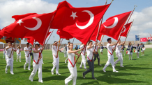 Tören Bayrak Üretimi