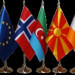 ülke masa bayrağı